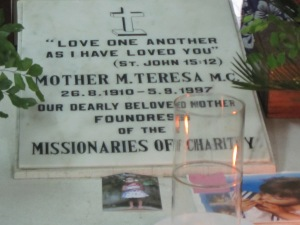 Mother Teresa's Tomb