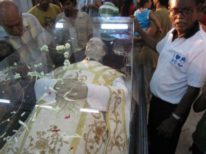 Don Bosco's relic
